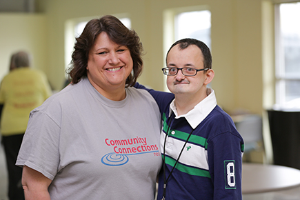 Day programs for adults with disabilities jobs