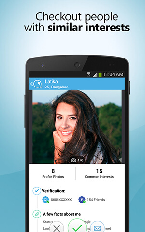 Best dating app in india for android