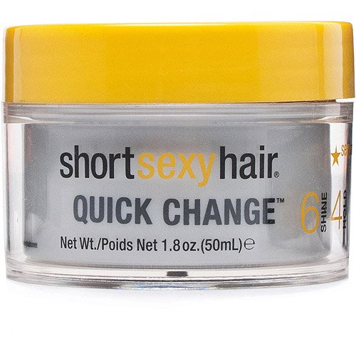 Short sexy hair quick change shaping balm