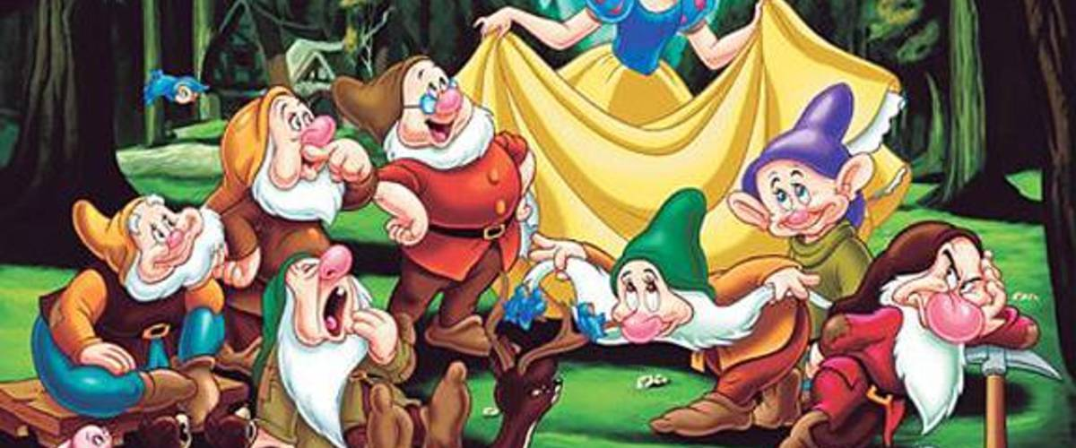 Snow white and the seven dwarves porn