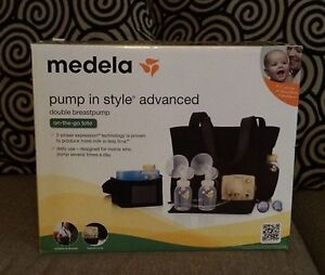 Hollywood pump in style advanced breast pump