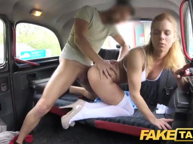 Men and women having sex in car