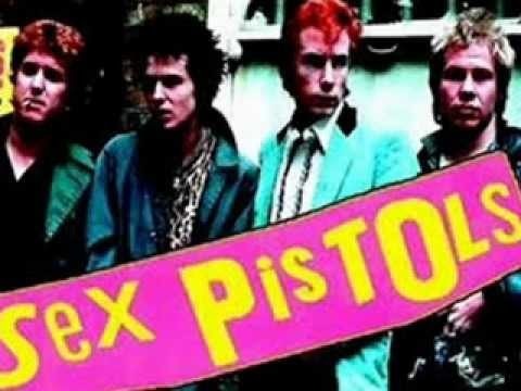 Sex pistols anarchy in the uk lyrics