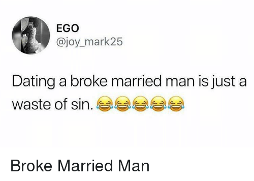 Is dating a married man a sin
