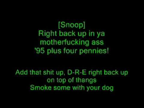 Dont give a fuck about dre lyrics