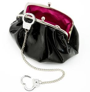 Cuffz by linz black oh bondage bag