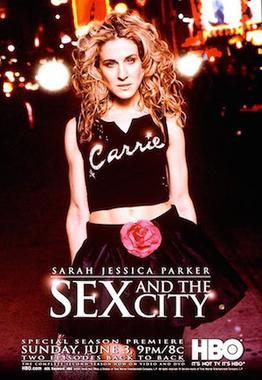 All seasons of sex and the city
