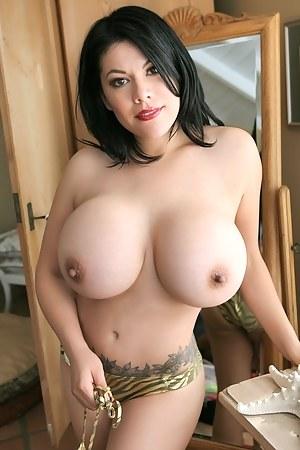 Big boobs big ass nudes bbw pov
