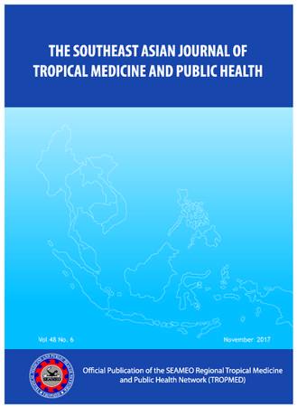 Southeast asian journal tropical medicine public health