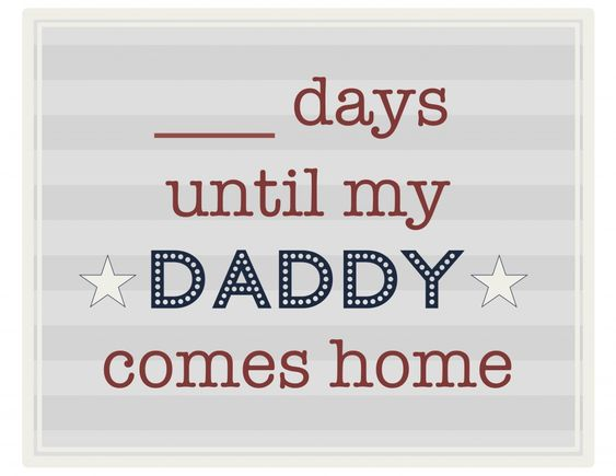 Omg my dad will be home soon