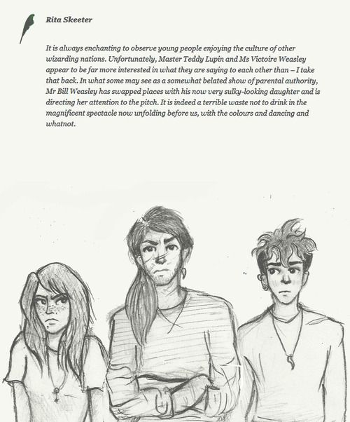Hermione harry and ginny adult fan fiction