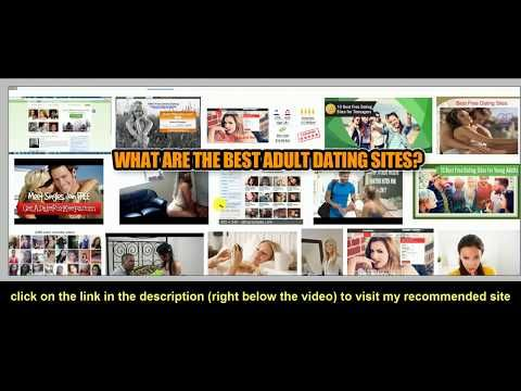 What is the best adult dating site