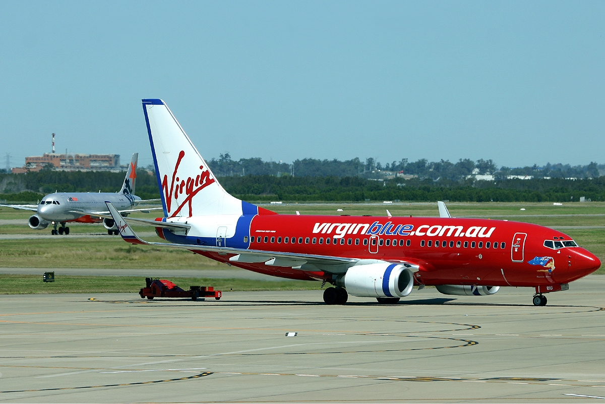 Virgin blue airlines pulls out of sydney