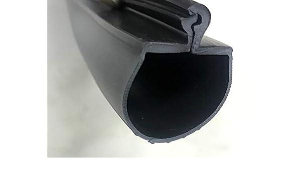 Garage door p bulb bottom seal inserts