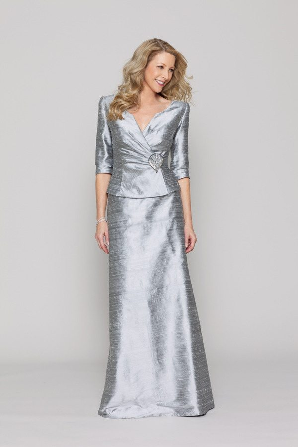 Pictures of wedding gowns for mature brides