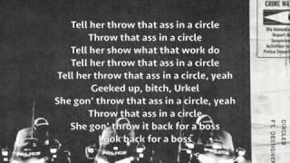 Throw that ass in a circle lyrics