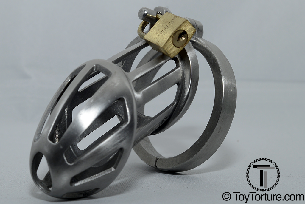 How to put on a chastity cage