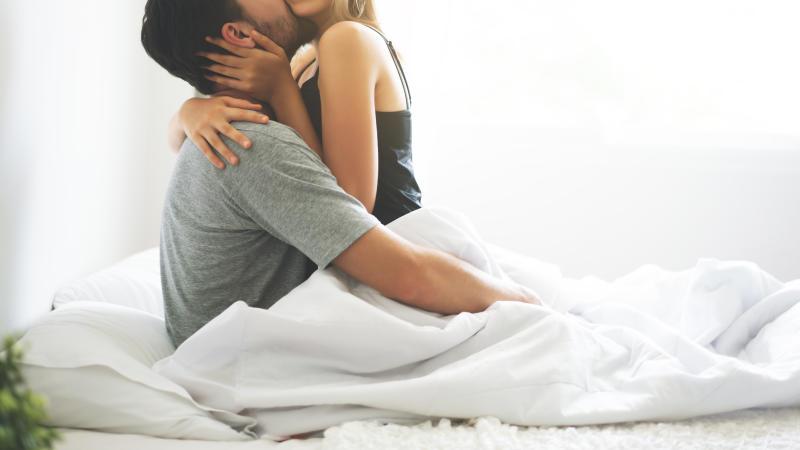 Does sex deepen a man s love