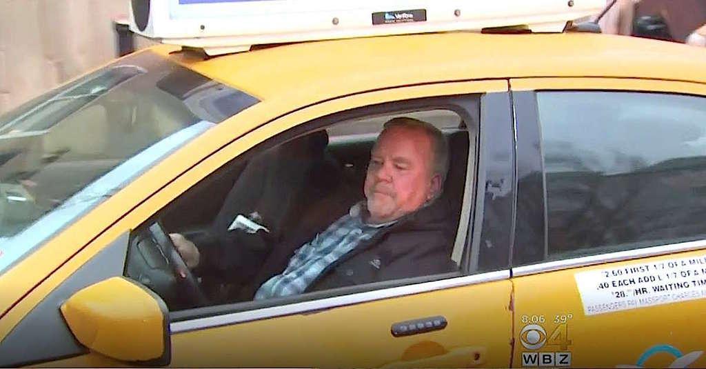 Cab driver she s just a stripper