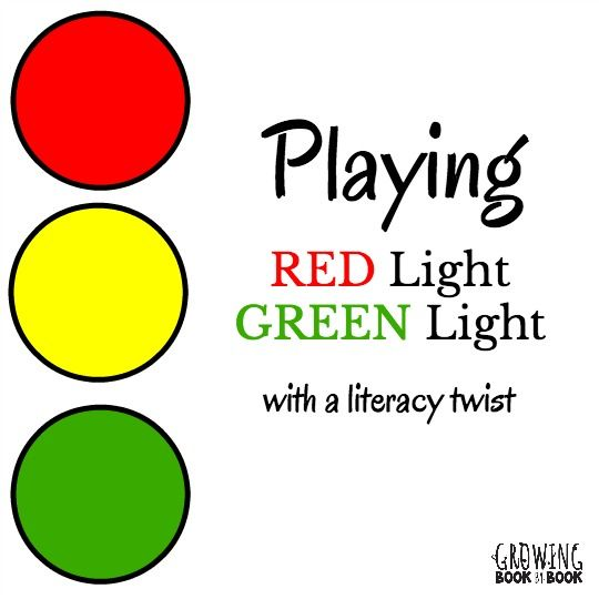 Red light green light game for adults