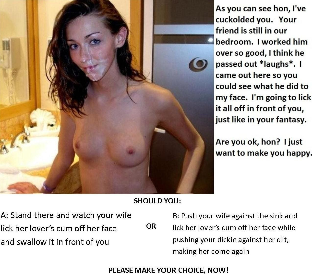 I want to fuck my wife sms