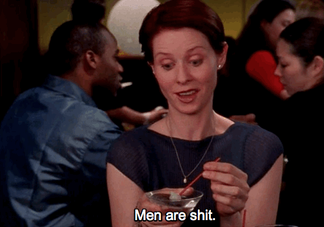 Sex and the city quotes on men