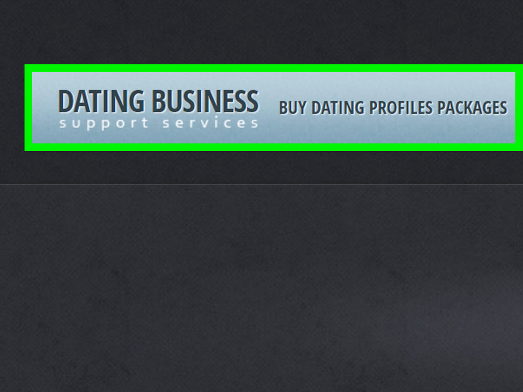 How to start up a dating website