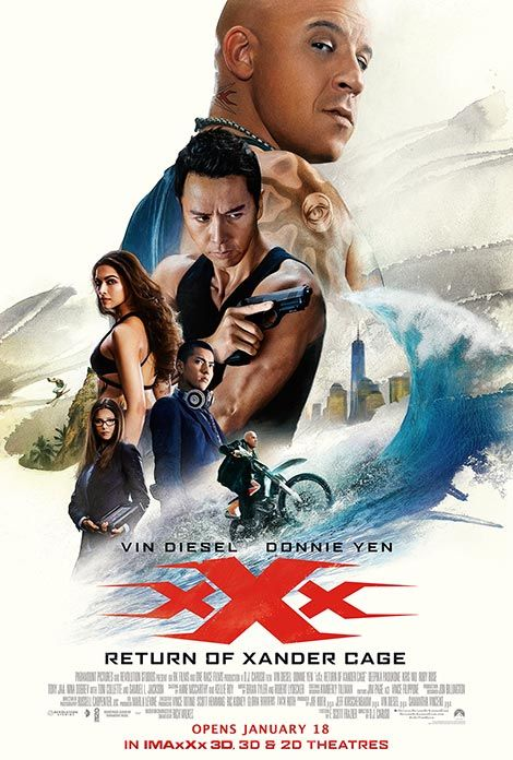Xxx return of the xander cage online