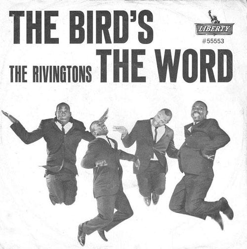 The bird s the word pee wee