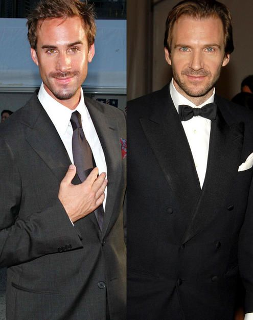 Is joseph fiennes related to ralph fiennes