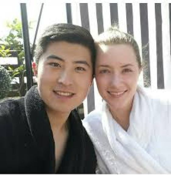 White men s affinity with asian women