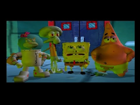 Spongebob squarepants battle for the bikini bottom