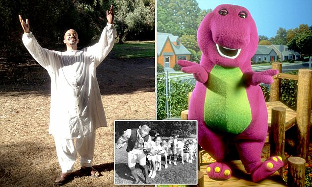 Was barney the dinosaur a sex offender