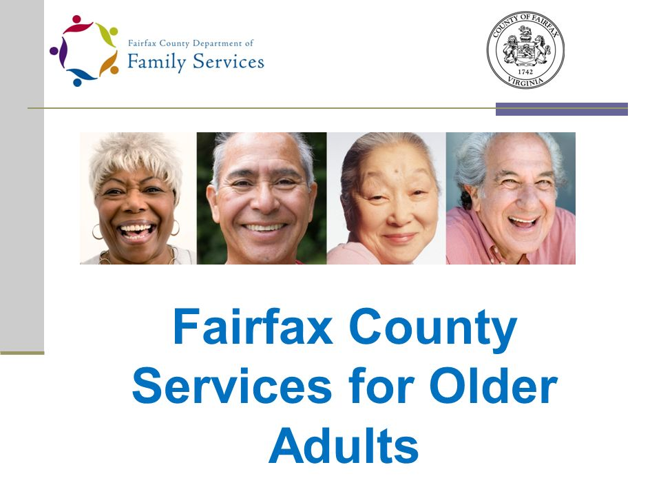 Fairfax county virginia and adult protective sevices
