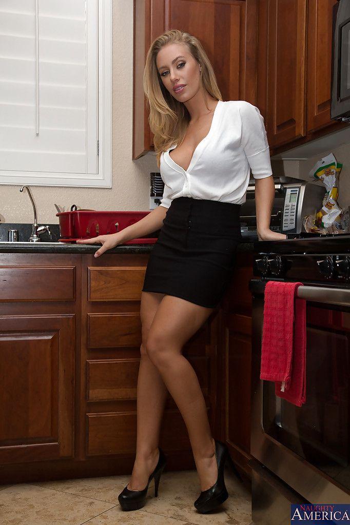 Nicole aniston ryan driller in naughty office
