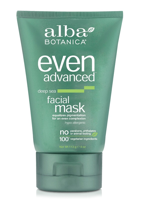 Alba organics deep sea facial mask review