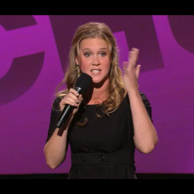 Amy schumer mostly sex stuff full youtube