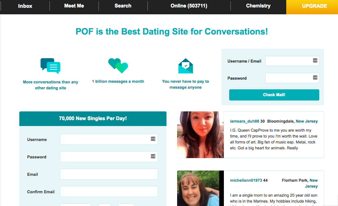 How to make dating website for free