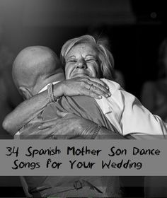 Mom and son wedding songs in spanish