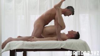 Boys used as sex slaves in prison