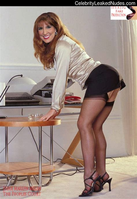Free fake nude pictures of marilyn milian