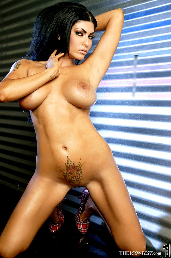 Shelly martinez nude pictures after boob job