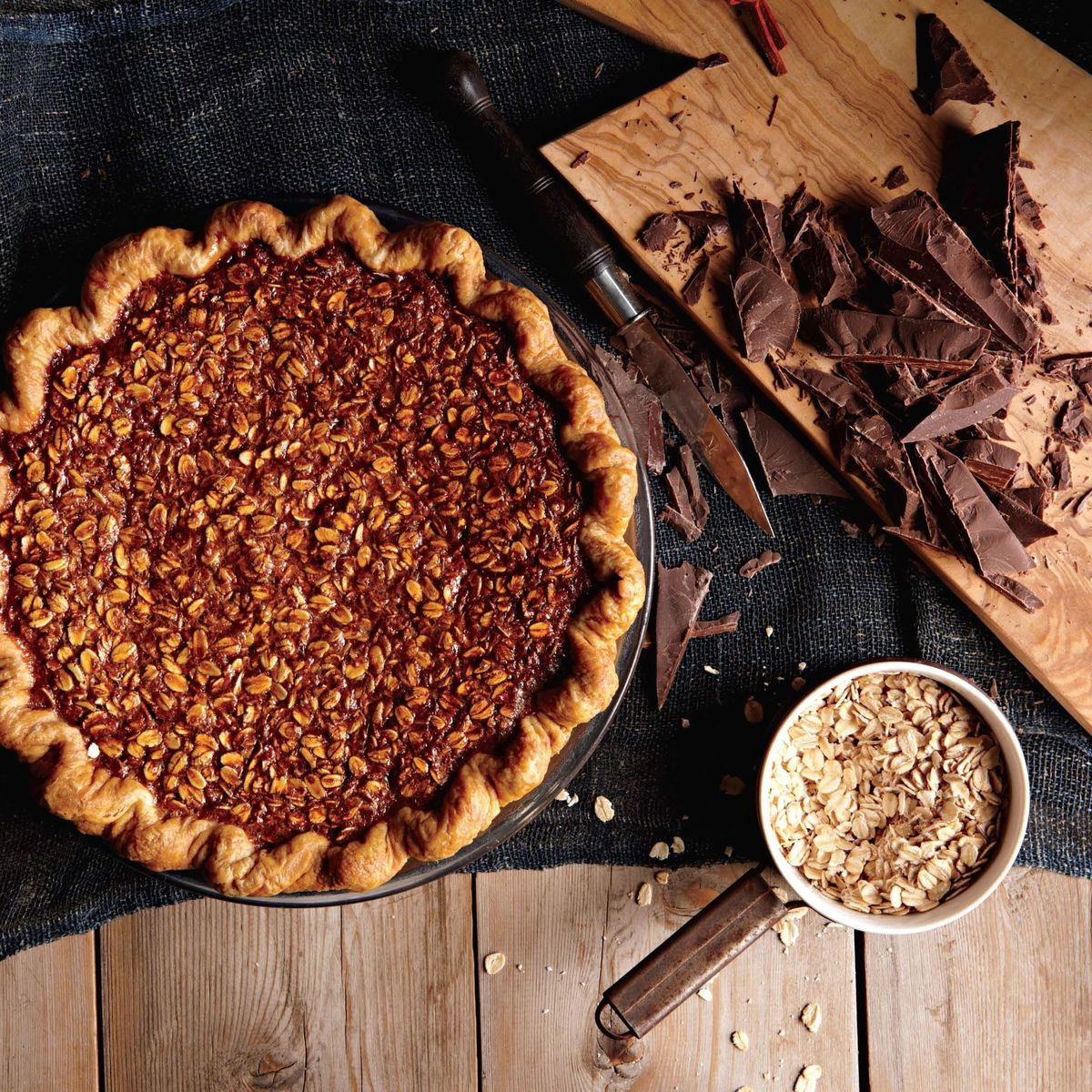 Great american recipe collection black bottom pie