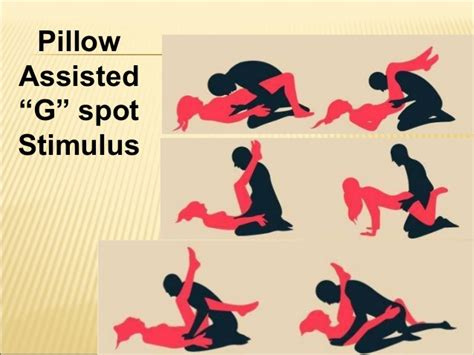Sex positions that stimulate the g spot