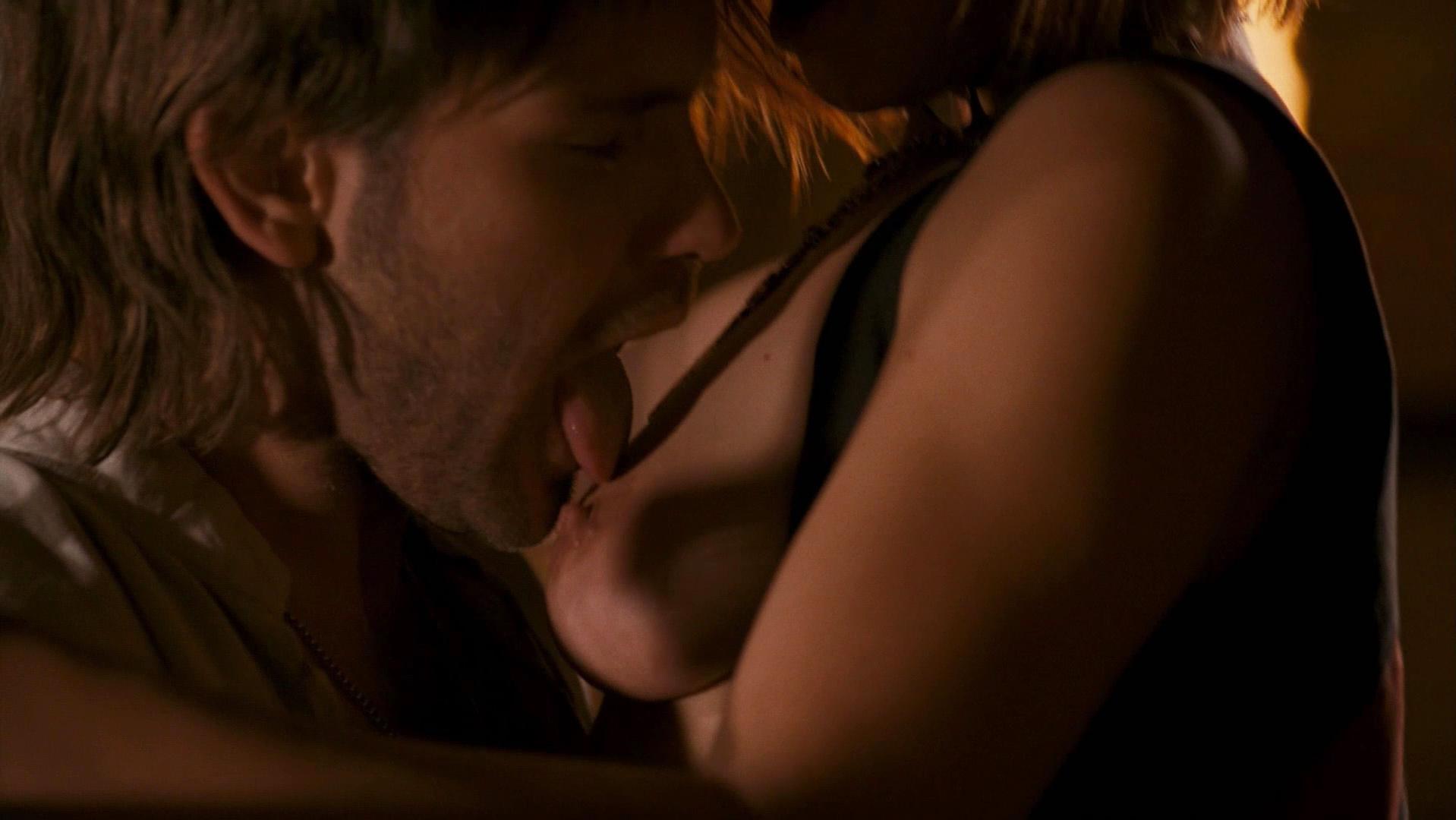 Bloodrayne from kristanna loken scene sex topless