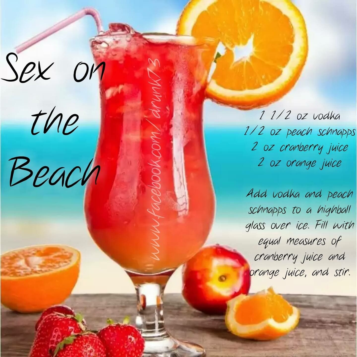 Best vodka for sex on the beach