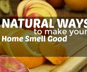 Things to make your vagina smell good