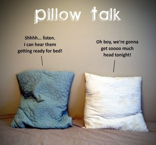 How to hump a pillow for boys