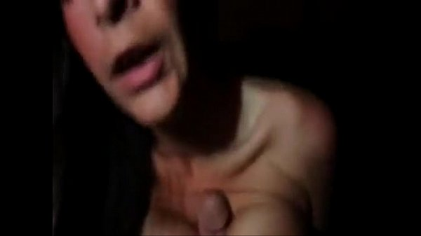 Real mom gives her son a blowjob
