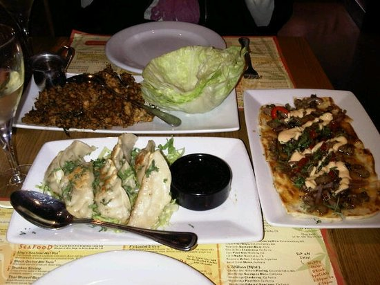 Ling louie s asian bar and grill